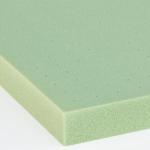 Espuma core foam pvc aircell diab hr 80kg 75kg perofrado cada 20mm