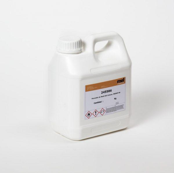 catalizador para resinas poliester y vinilester peroxido de MEK