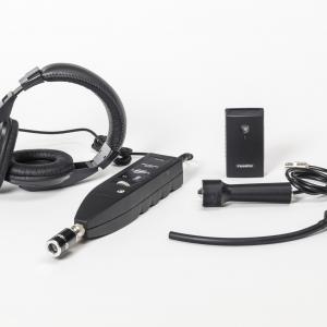 detector de fugas ultrasonico para encontrar fugas al hacer el vacio