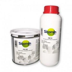 resina epoxi espumable core foam para relleno sicomin pb250