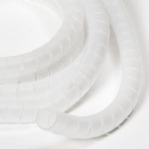 tubo espiral polietileno para infusion con resina para la salida de aire de la pieza